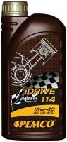 Моторное масло Pemco iDrive 114 15W-40 1L