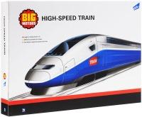 Фото - Автотрек / железная дорога Big Motors High-Speed Train