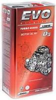 Моторное масло EVO D3 15W-40 Turbo Diesel 5L