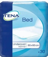 Подгузники Tena Bed Underpad Normal 60x60 / 30 pcs