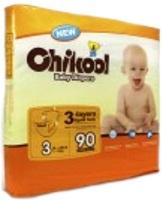 Фото - Подгузники Chikool Baby Diapers M / 90 pcs