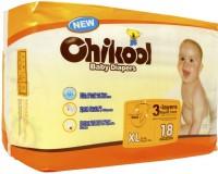 Фото - Подгузники Chikool Baby Diapers XL / 18 pcs