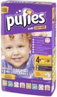 Подгузники Pufies Art And Dry 4 Plus / 56 pcs