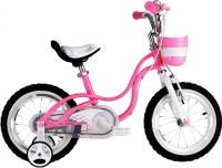 Фото - Детский велосипед Royal Baby Little Swan Steel 12
