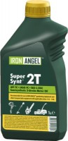 Моторное масло Iron Angel 2T Master Synt 1L
