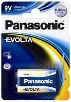 Аккумуляторная батарейка Panasonic Evolta 1x6LR61