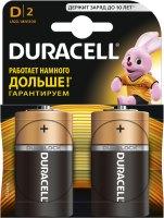 Фото - Аккумуляторная батарейка Duracell 2xD MN1300