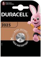 Аккумуляторная батарейка Duracell 1xCR2025 DSN