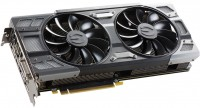 Видеокарта EVGA GeForce GTX 1080 08G-P4-6183-KR