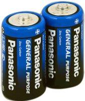 Аккумуляторная батарейка Panasonic General Purpose 2xC