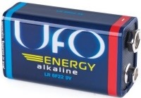 Аккумуляторная батарейка UFO 1xKrona Energy