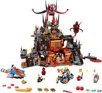 Фото - Конструктор Lego Jestros Volcano Lair 70323