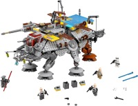 Фото - Конструктор Lego Captain Rexs AT-TE 75157