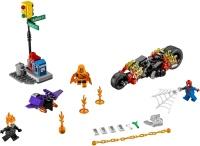 Фото - Конструктор Lego Spider-Man Ghost Rider Team-Up 76058