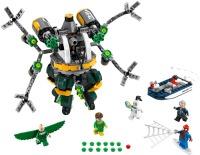 Фото - Конструктор Lego Spider-Man Doc Ocks Tentacle Trap 76059