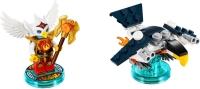 Фото - Конструктор Lego Fun Pack Eris 71232