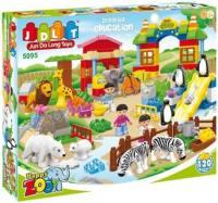 Конструктор JDLT Happy Zoo 5095