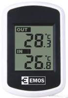 Фото - Термометр / барометр EMOS E0041