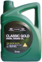 Моторное масло Hyundai Classic Gold Diesel 10W-30 6L