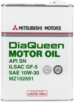 Моторное масло Mitsubishi DiaQueen 10W-30 SN/GF-5 4L