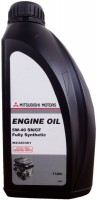 Моторное масло Mitsubishi Engine Oil 5W-40 SN/CF 1L