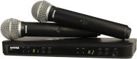 Микрофон Shure BLX288/PG58