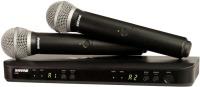 Микрофон Shure BLX288/SM58