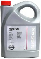 Моторное масло Nissan Motor Oil 5W-30 5L