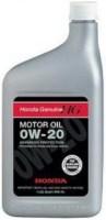 Моторное масло Honda Motor Oil 0W-20 1L