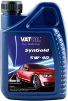 Моторное масло VatOil SynGold 5W-40 1L