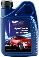 Моторное масло VatOil SynTech Diesel 10W-40 1L