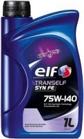 Трансмиссионное масло ELF Tranself Syn FE 75W-140 1L