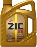 Моторное масло ZIC X9 FE 5W-30 4L