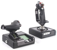 Игровой манипулятор Mad Catz X52 Pro Flight Control System