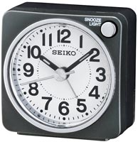 Фото - Настольные часы Seiko QHE118
