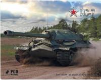 Коврик для мышки Pod myshku Tank IS-7