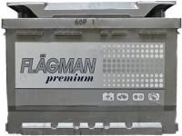 Автоаккумулятор Flagman Premium