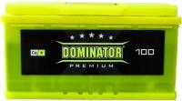 Автоаккумулятор Dominator Premium
