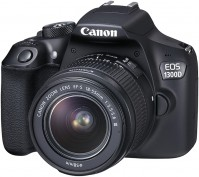 Фото - Фотоаппарат Canon EOS 1300D kit 18-135