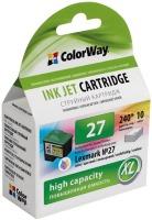 Картридж ColorWay CW-L27XLC