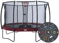 Батут Berg Elite 430 Tattoo Safety Net T-Series