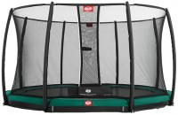 Батут Berg InGround Favorit 270 Safety Net Deluxe
