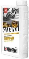 Моторное масло IPONE Full Power Katana 10W-40 2L