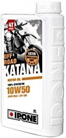 Моторное масло IPONE Katana Off Road 10W-50 2L