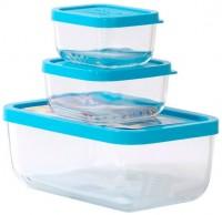Пищевой контейнер Bormioli Rocco 390210SA1021990