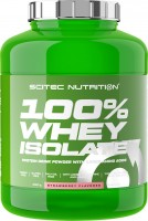Протеин Scitec Nutrition 100% Whey Isolate 2 kg