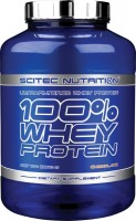 Фото - Протеин Scitec Nutrition 100% Whey Protein 0.92 kg