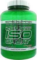 Протеин Scitec Nutrition Zero Sugar/Fat Isogreat 2.3 kg
