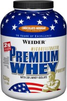 Фото - Протеин Weider Premium Whey 2.3 kg
