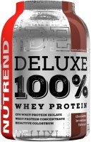 Фото - Протеин Nutrend Deluxe 100% Whey Protein 2.25 kg